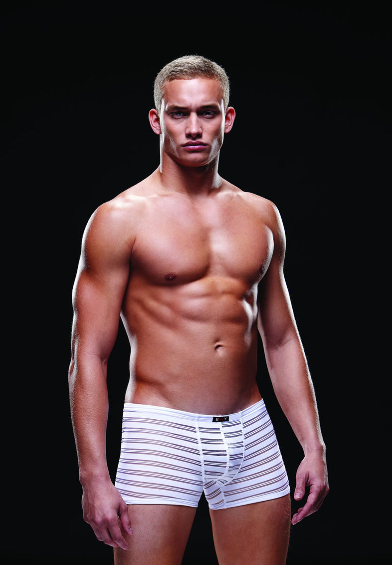 Microfiber Trunk L/xl White