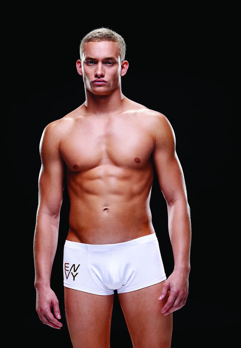 Logo Sport Trunk L/xl White (disc)